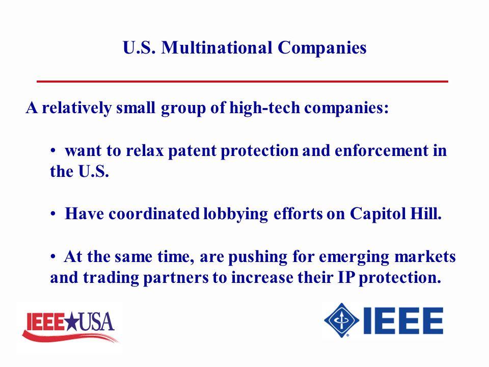 U.S.Patent Reform U.S.