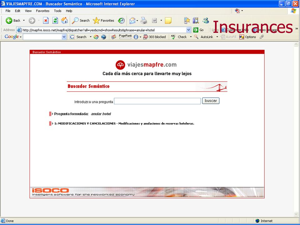 http://www.sekt-project.com 19 Insurances
