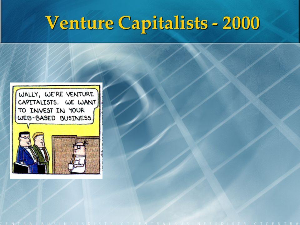 Venture Capitalists - 2000