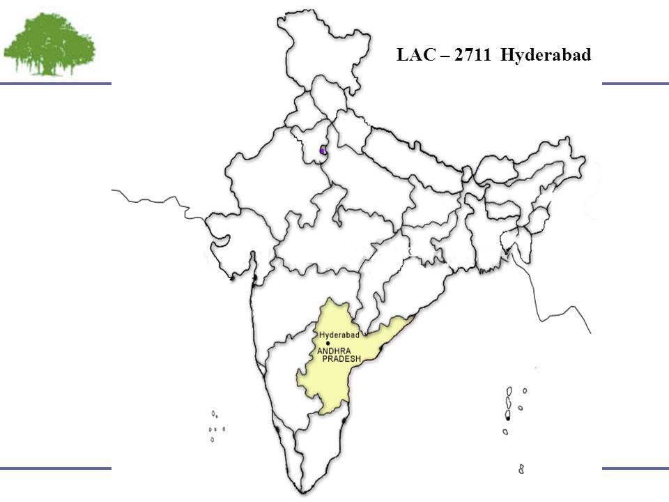 LAC – 2711 Hyderabad