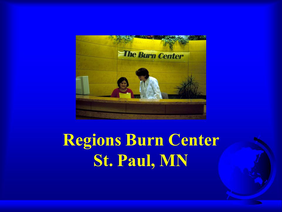 Regions Burn Center St. Paul, MN