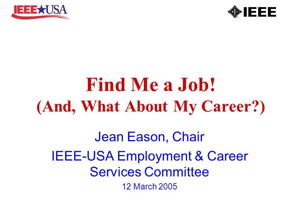 Find Me a Job.