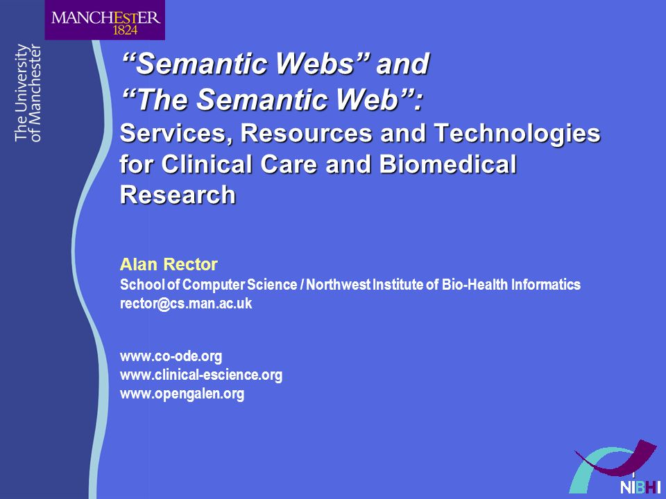 42 Semantic Technology: Logic as the clips for Conceptual Lego hand extremity body acute chronic abnormal normal ischaemic deletion bacterium polymorphism cell protein gene infection inflammation Lung expression virus mucus polysacharide