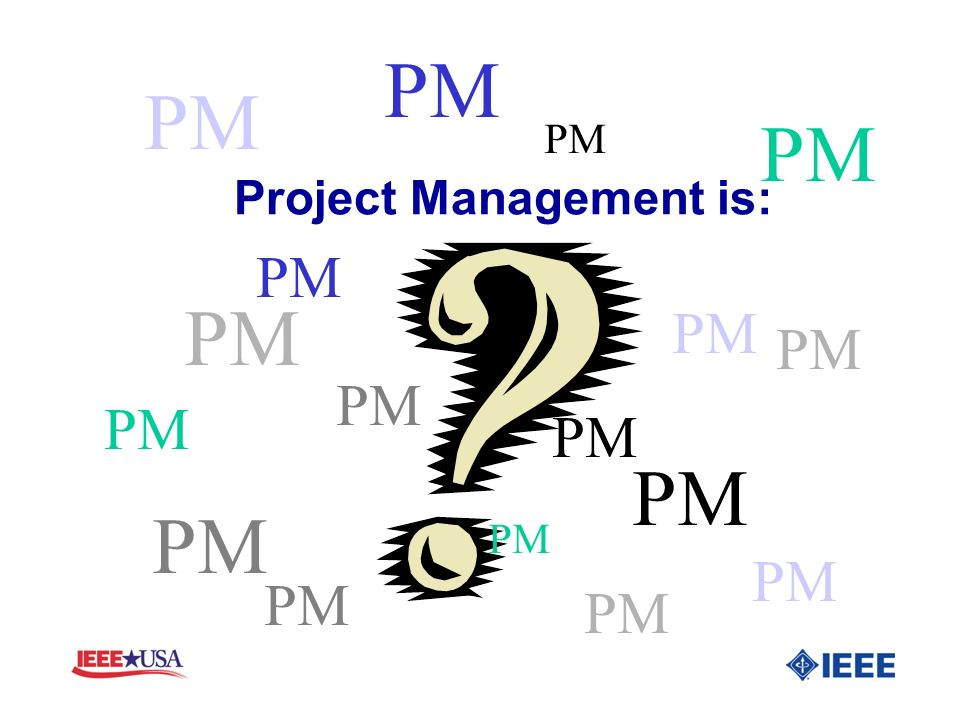 Cornerstones of Project Management Cost Scope Schedule Quality