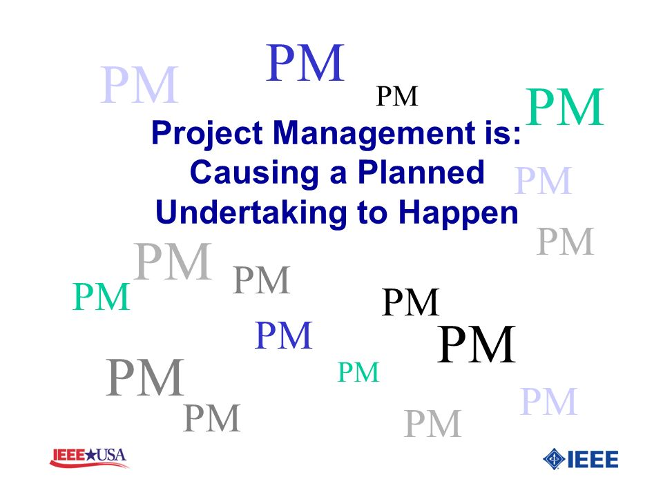 Schedule l Planning -Identification of the sequence of events necessary to complete the project l Scheduling -Determination of timing and assembly of project activities to give overall completion time