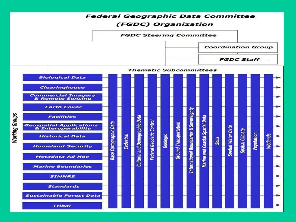 FGDC Organization