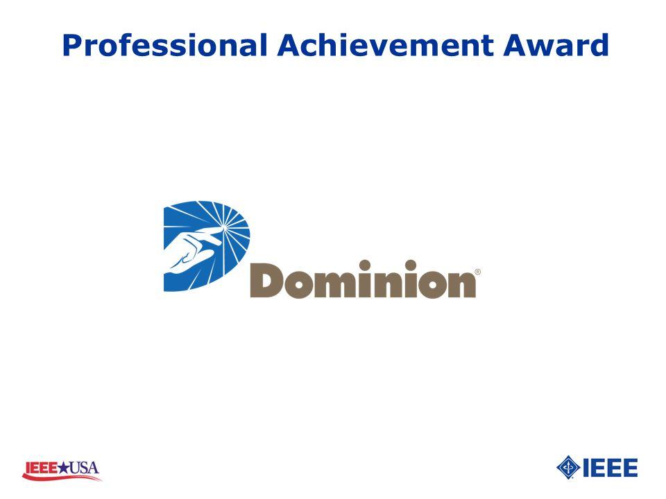 Nita Patel Professional Achievement Award