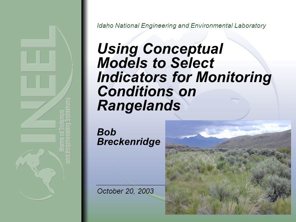 Idaho National Engineering and Environmental Laboratory Figure 6.
