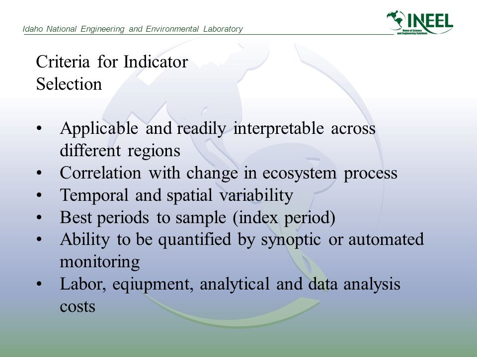 Idaho National Engineering and Environmental Laboratory Figure 4.