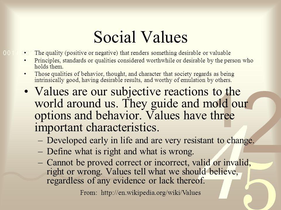 Economic Values Does Price = Value.