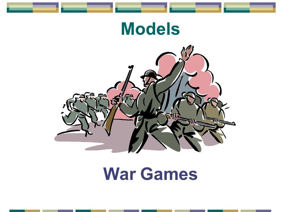 Models War Games