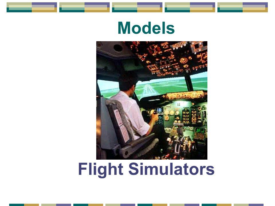 Models Flight Simulators