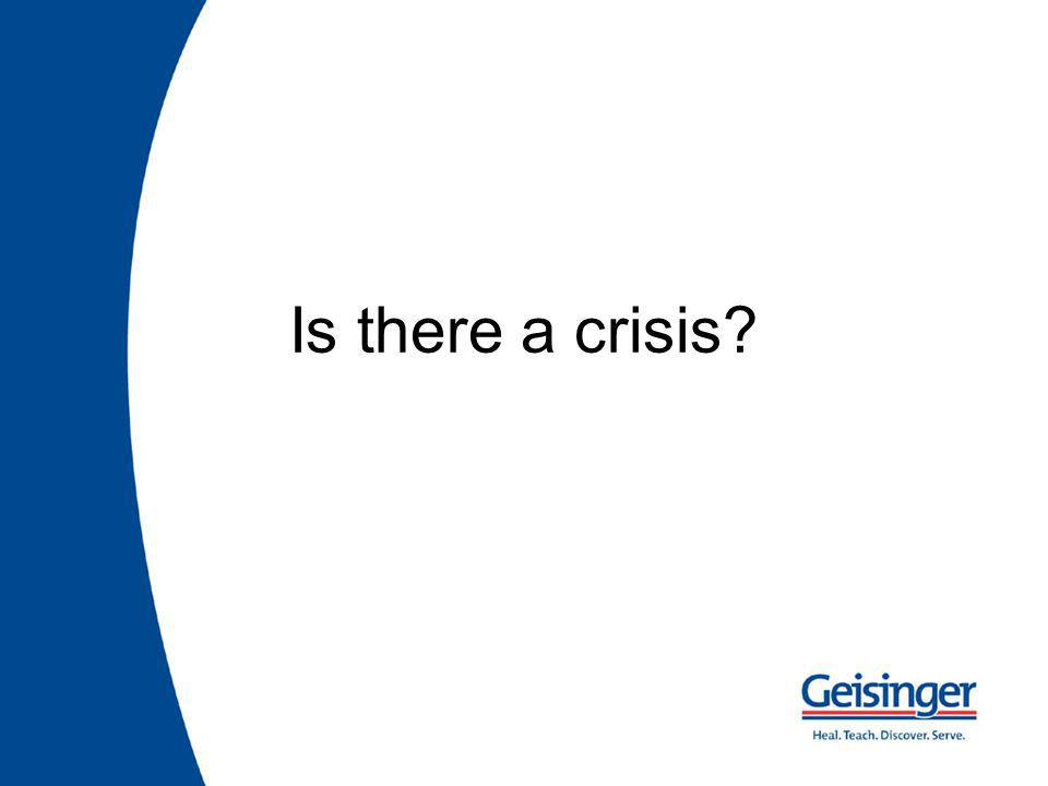 Overview Is there a crisis.What do the numbers show.