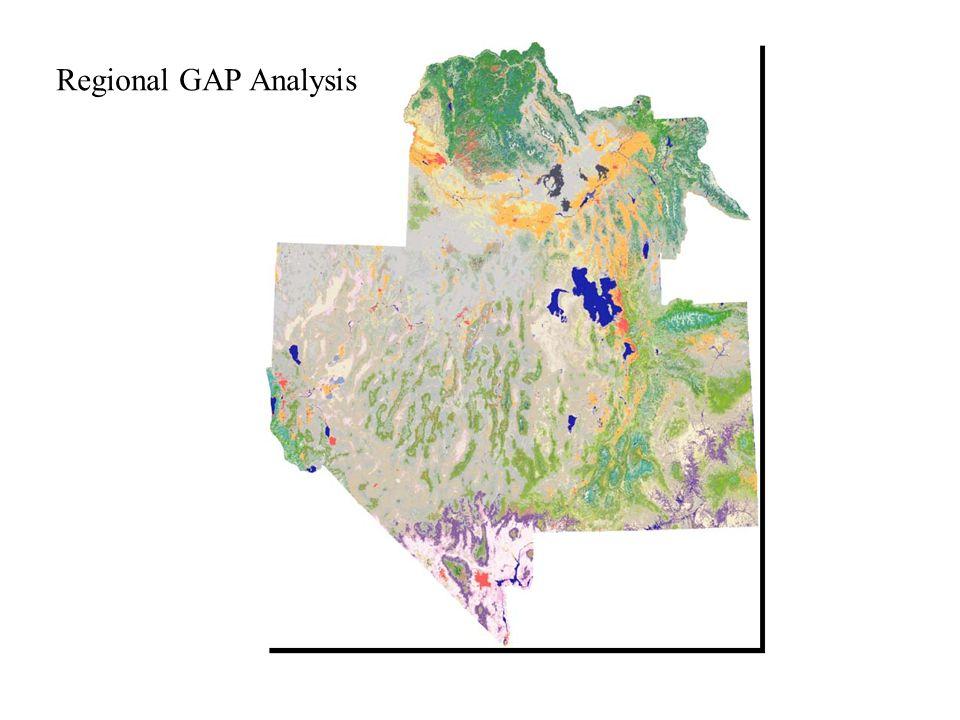 Regional GAP Analysis