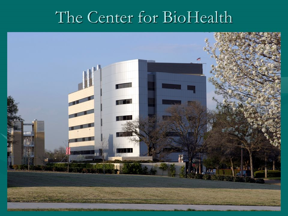 The Center for BioHealth