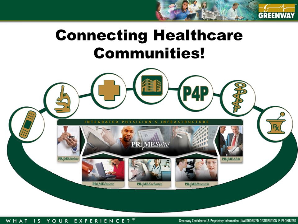 Connecting Healthcare Communities!