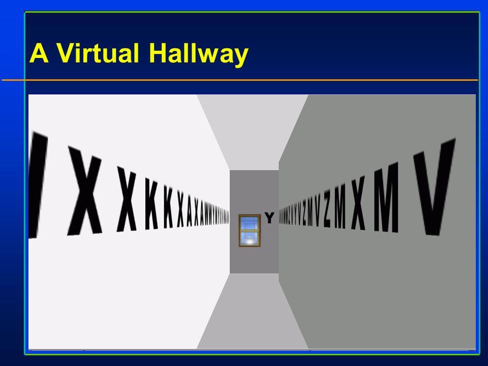 PUI 98 A Virtual Hallway