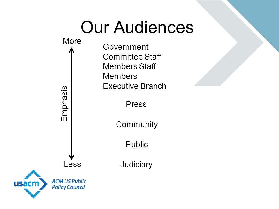 Government Committee Staff Members Staff Members Executive Branch Our Audiences Community Press Public Emphasis More Less Judiciary