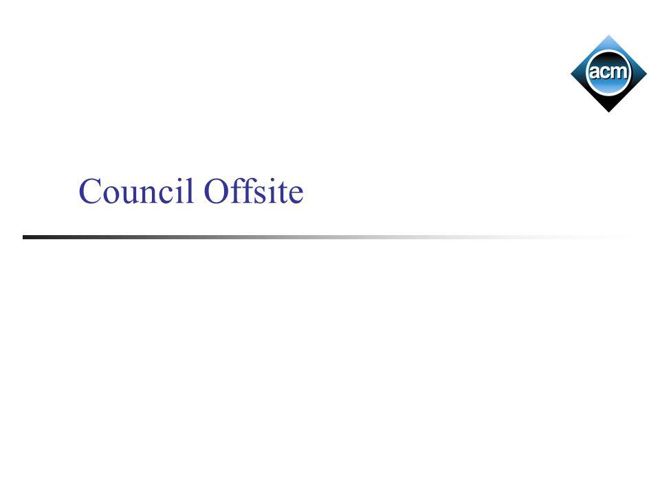 Council Offsite