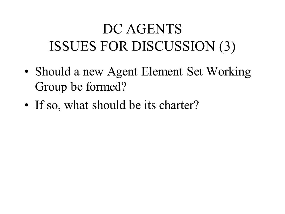 Issues Creator/contributor/publisher (CCP) elements outcome.