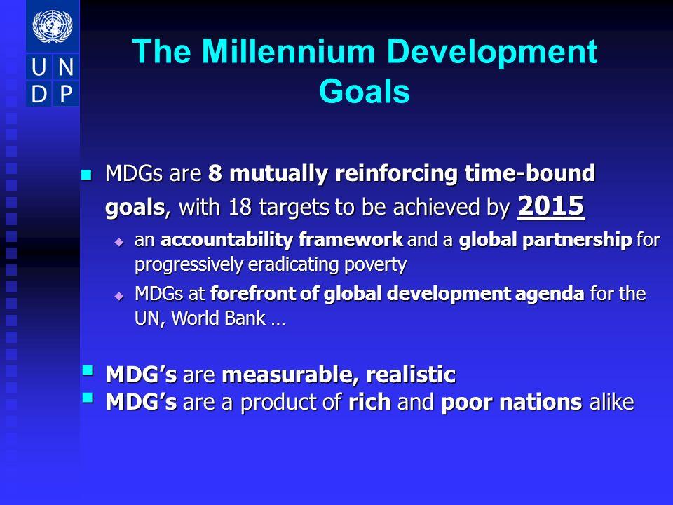 Millennium Development Goals (MDGs) MDGs for the TURKEY of 2023 and EU Accession Jakob Simonsen, UNDP – Turkey