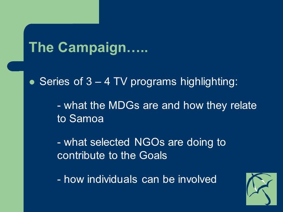The Campaign…..