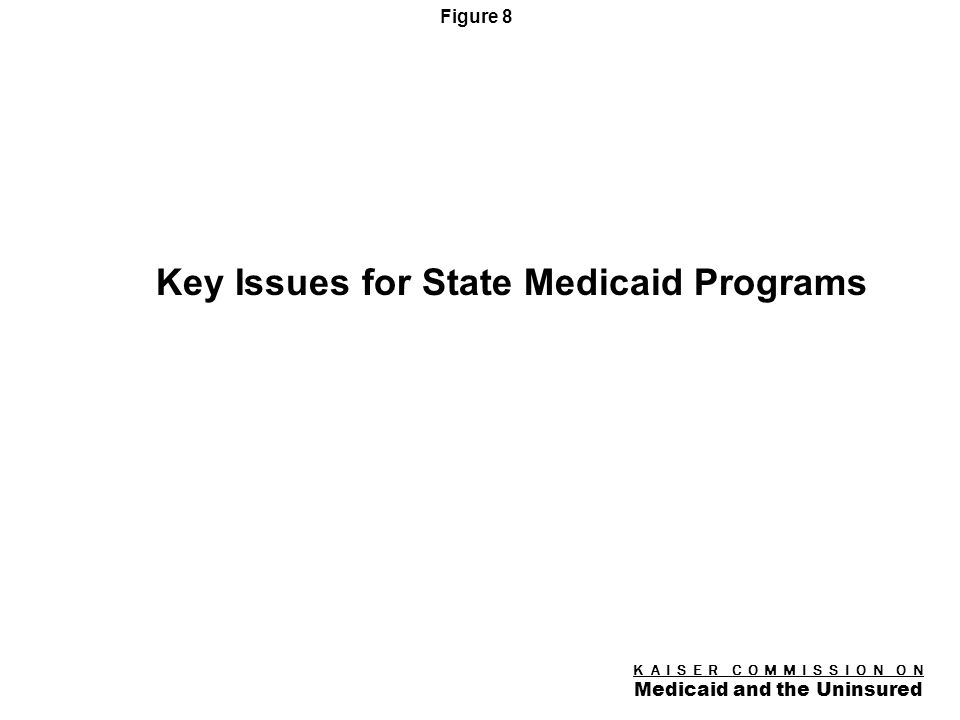 K A I S E R C O M M I S S I O N O N Medicaid and the Uninsured Figure 7 Challenges that May Require Attention After Enrollment Once enrolled, dual eli