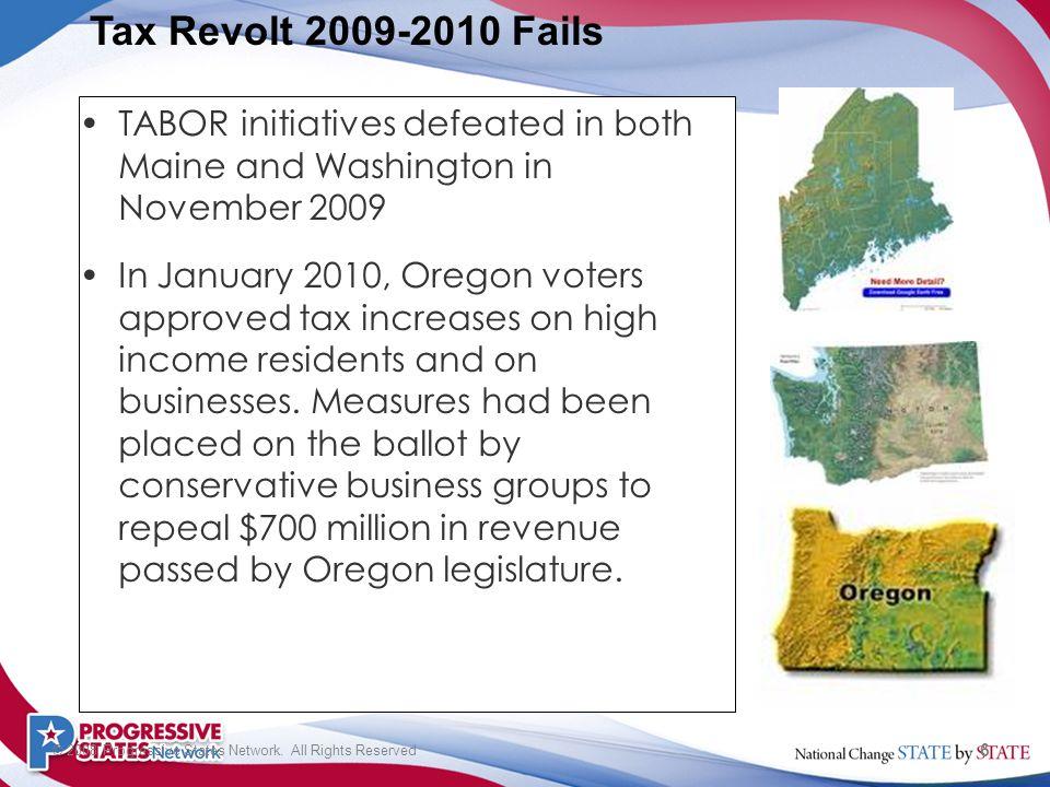 6 © 2008 Progressive States Network.