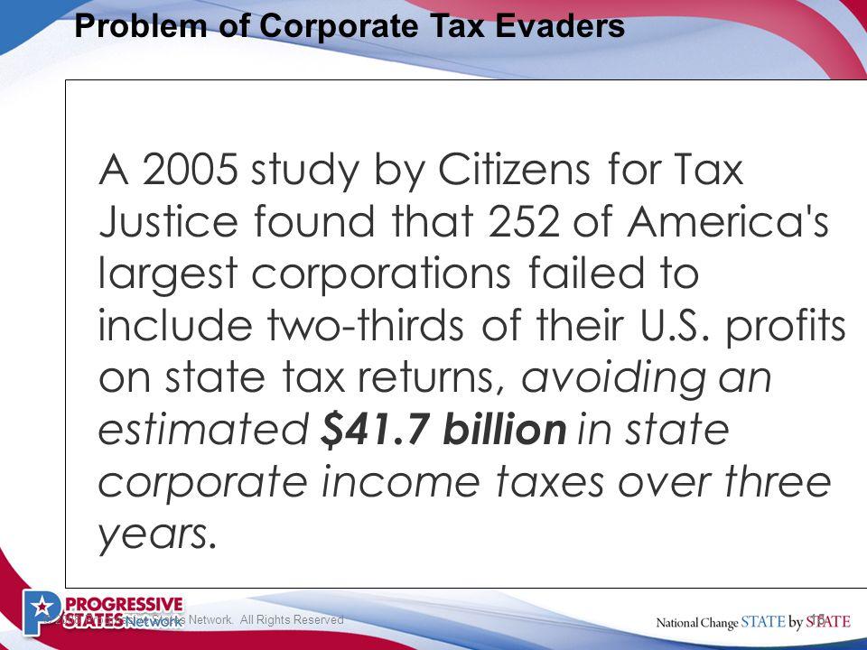 15 © 2008 Progressive States Network.
