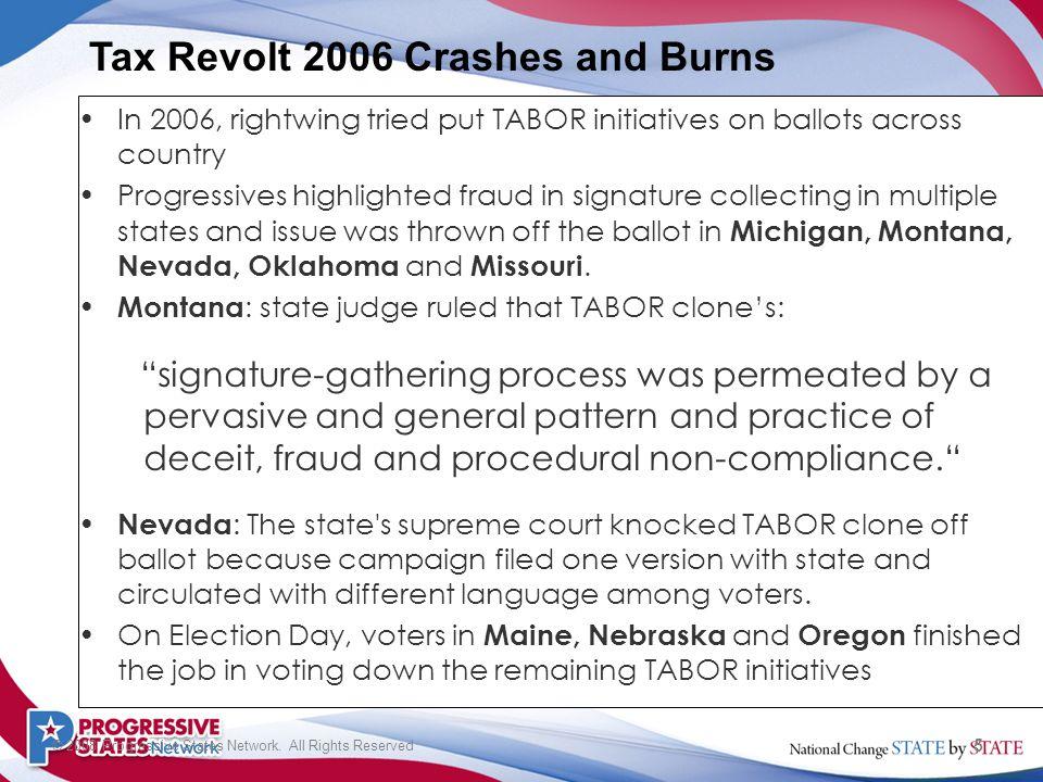 5 © 2008 Progressive States Network.