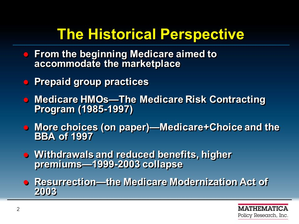 1 Medicare AdvantageRevolution or Evolution.