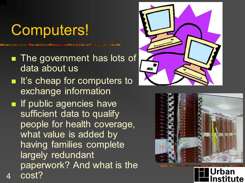 4 Computers.