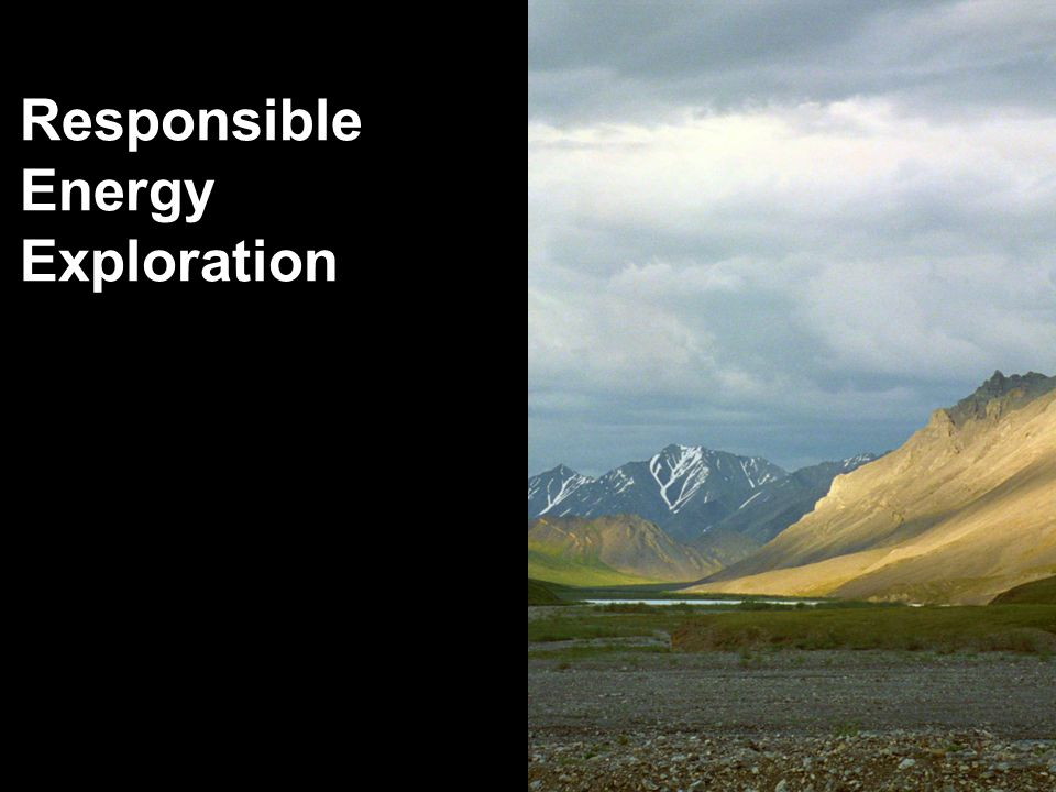Responsible Energy Exploration