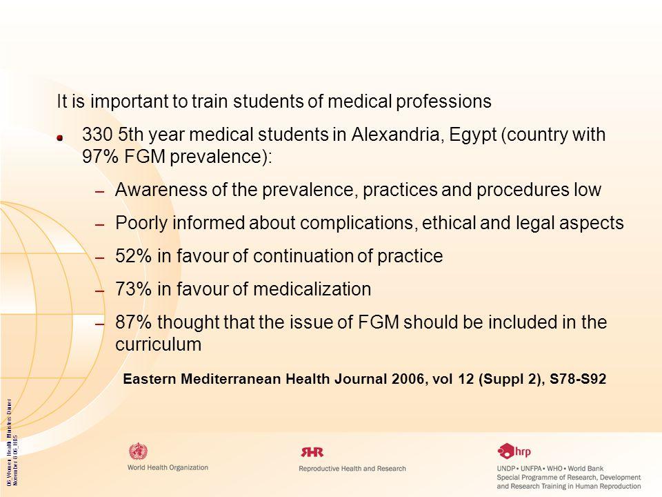 05_HB_Dakar_DEC16 Women with FGM run greater risks during childbirth…
