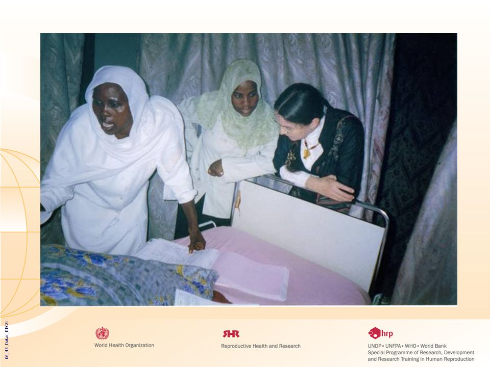 05_HB_Dakar_DEC10 Aims of the study The primary aims of the study – To evaluate the relationship between different types of FGM and obstetric complications.