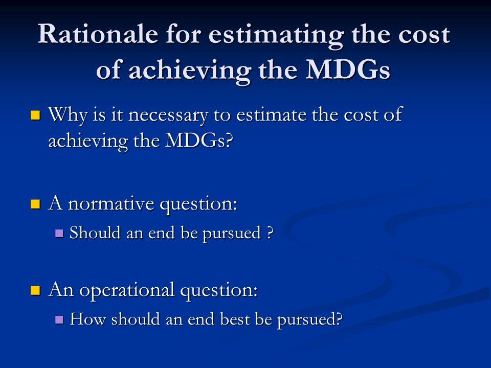 Millennium Project Methodology