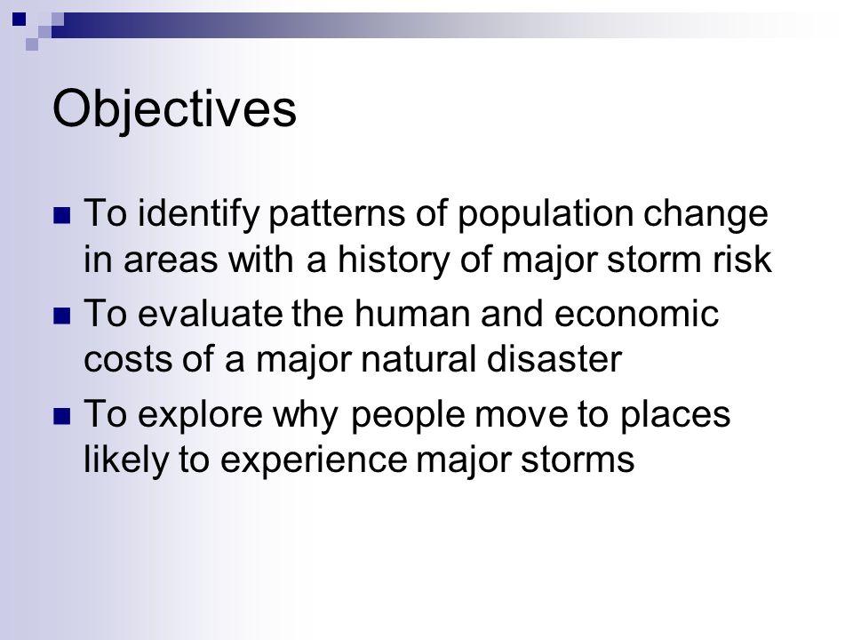 Teaching Standards AP Geography Standard Addressed Unit II– Population Unit A.