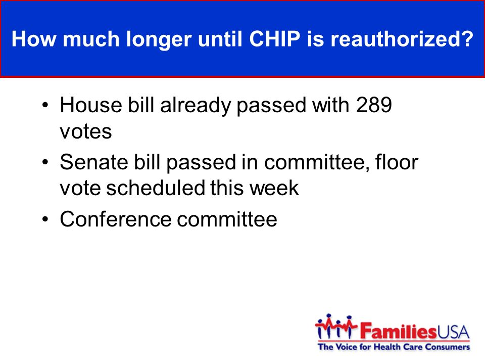 What does the House bill (H.R.2) do.