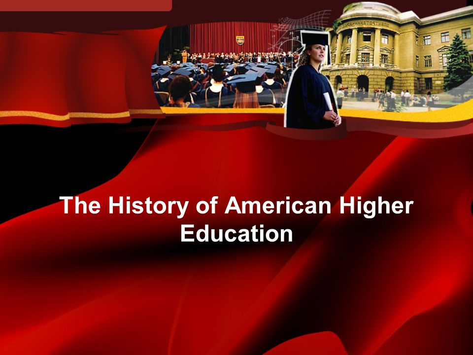Introduction American colleges Sectarianism Transition to universities Secularism Conclusions