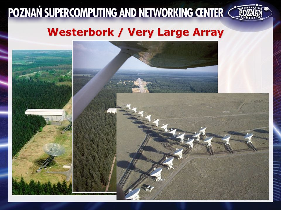 Westerbork / Very Large Array