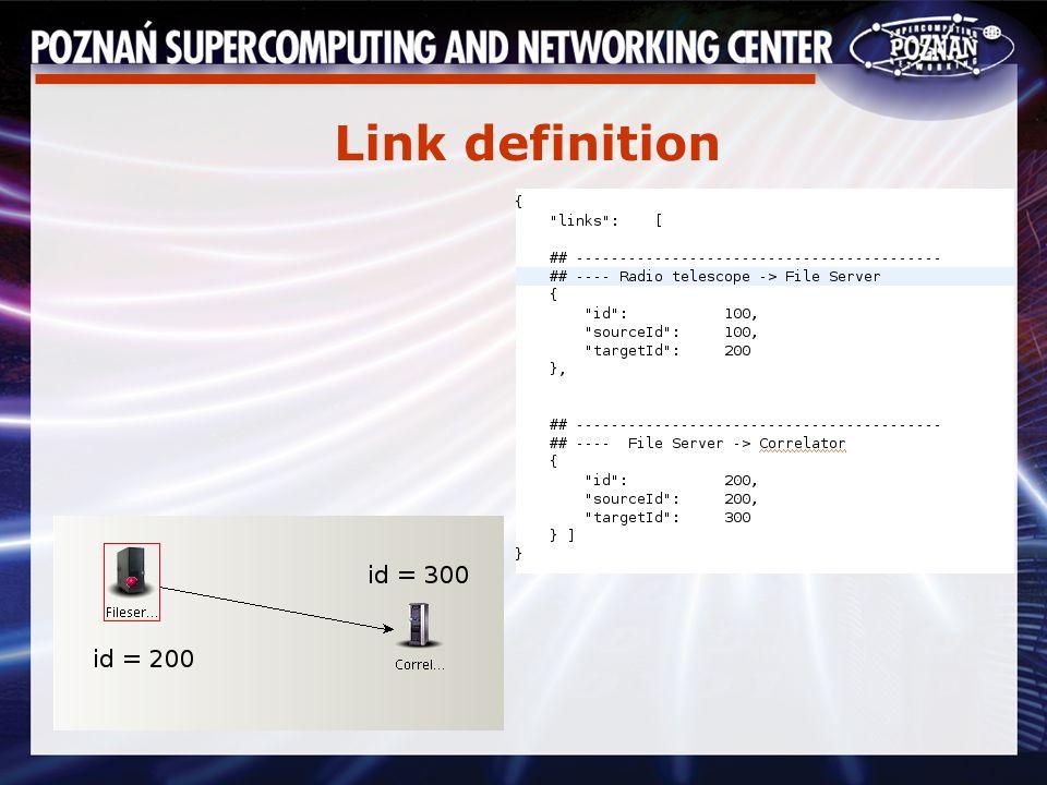 Link definition