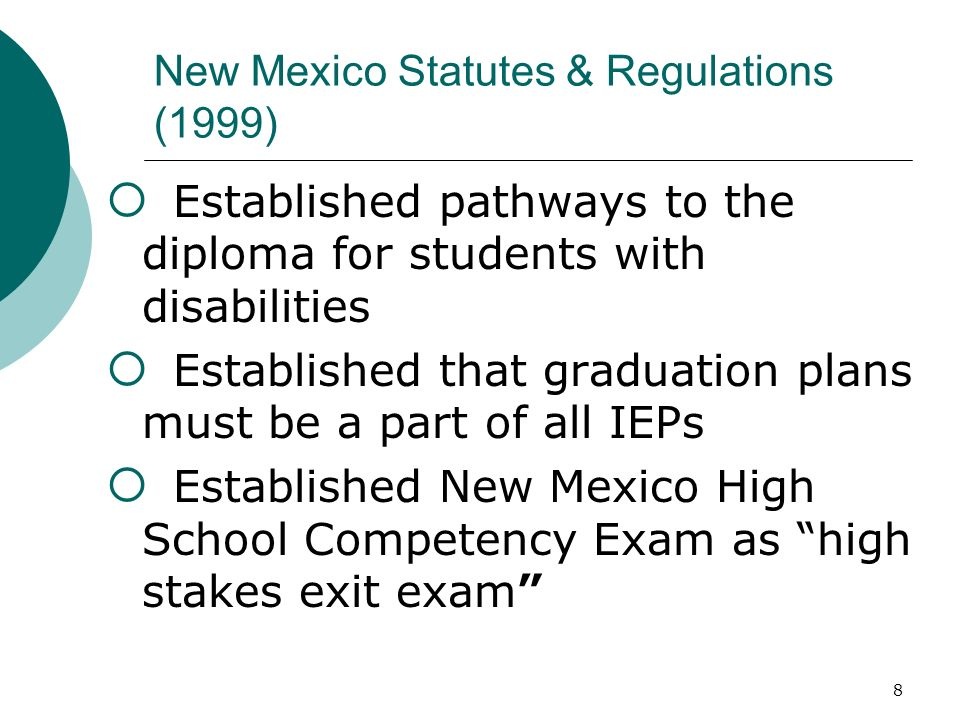 19 IEP Process for Transition Services OLeary 5-Step Process Revised by N.M.