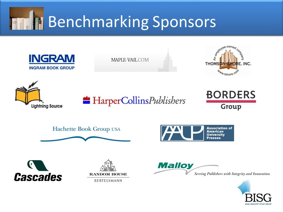 Benchmarking Sponsors