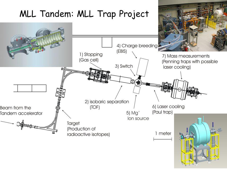 MLL Tandem: MLL Trap Project