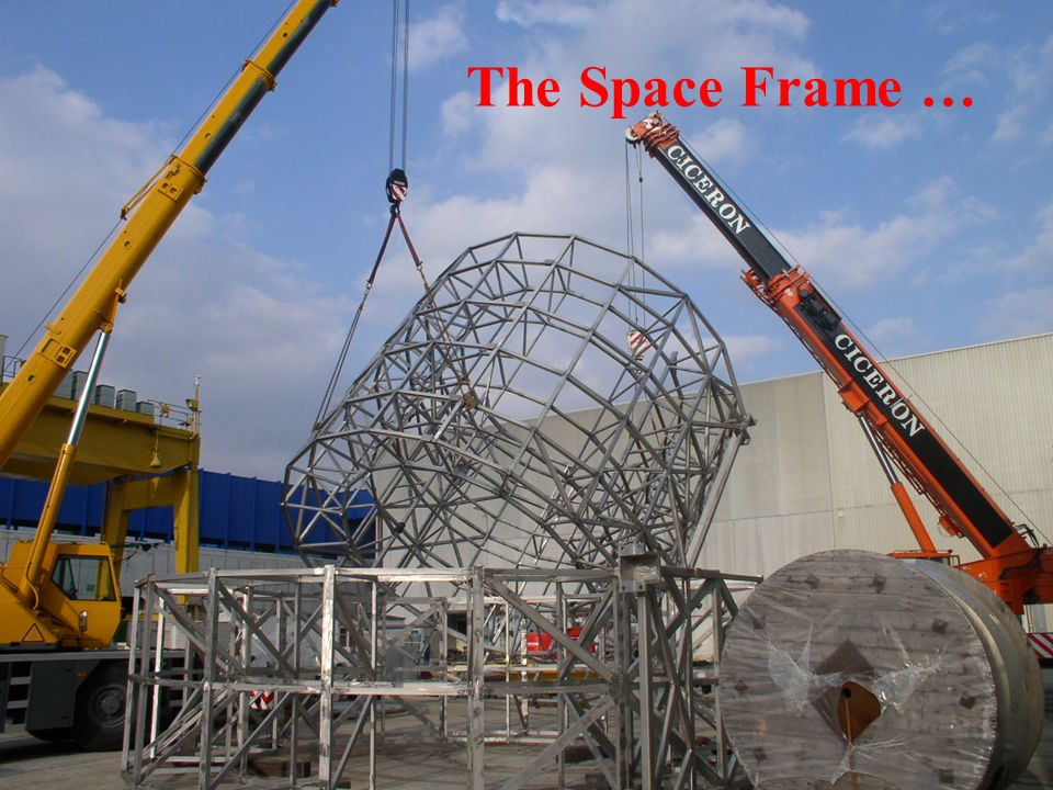 The Space Frame …