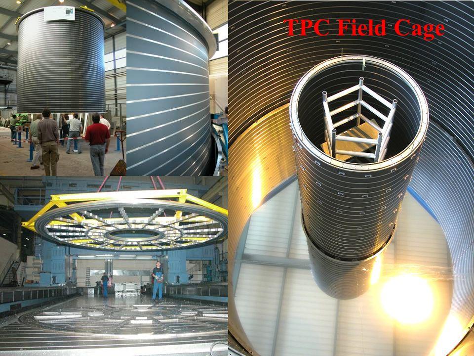 TPC Field Cage
