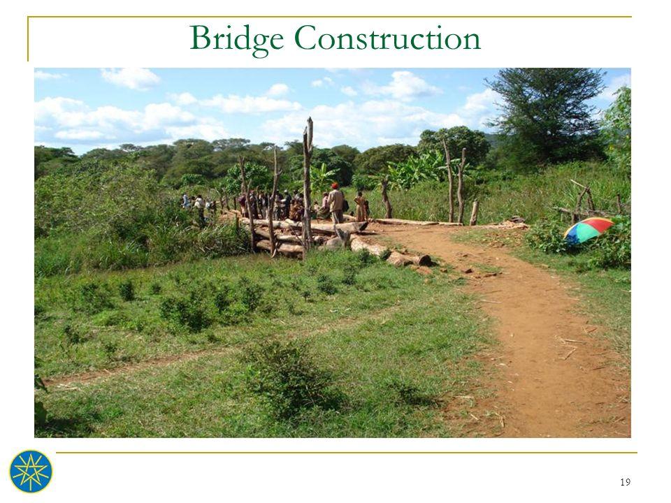 19 Bridge Construction