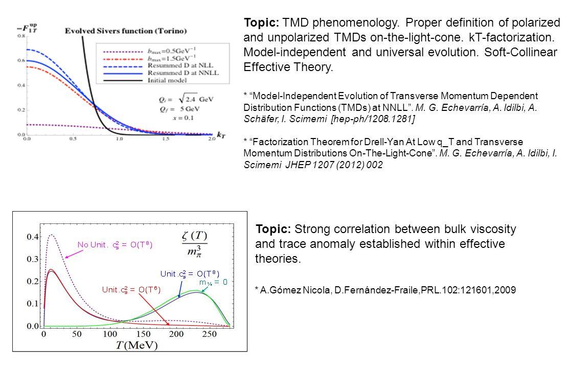 * Model-Independent Evolution of Transverse Momentum Dependent Distribution Functions (TMDs) at NNLL. M. G. Echevarría, A. Idilbi, A. Schäfer, I. Scim