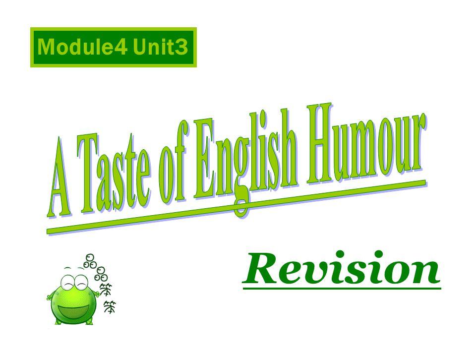 Module4 Unit3 Revision