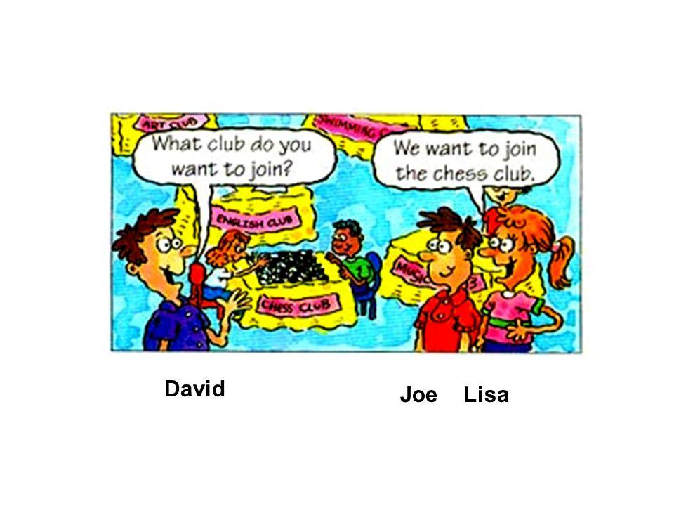 David Joe Lisa